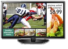 LG LED TVs
